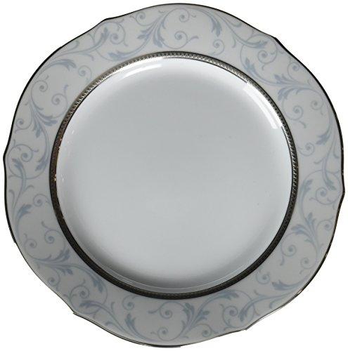 Noritake Regina Platinum 9-Inch Salad ()