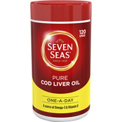 (12 PACK) - Seven Seas - CLO OAD SEA-3119 | 120's | 12 PACK BUNDLE by Seven Seas Health Care Ltd by SEVEN SEAS HEALTH CARE