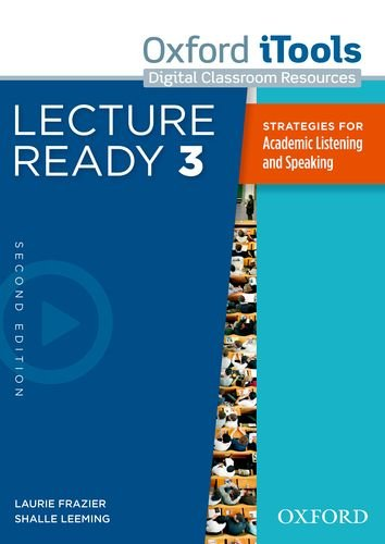 Lecture Ready: Level 3 iTools DVD-ROM: 9780194417266: Books