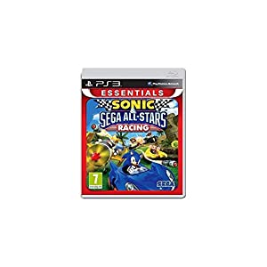 Sonic & Sega All-stars Racing (essentials) /ps3