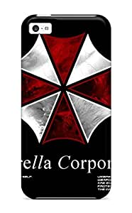 Awesome Resident Evil Flip Case With Fashion Design For Iphone 5c 1695633K11568199