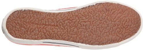 Superga 2950 Cotu - Zapatillas de lona, Unisex Rojo (Red 970)