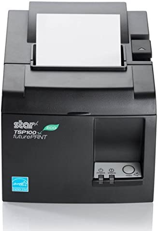 Star TSP 143ii Eco Impresora térmica/Impresora de facturas (con ...