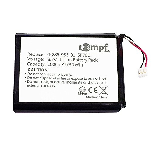 Replacement 1000mAh SP70C 4-285-985-01 4-435-245-01 Battery for Sony PSP Street Portable Playstation PSP-E1000 PSP-E1002 PSP-E1003 PSP-E1004 PSP-E1008