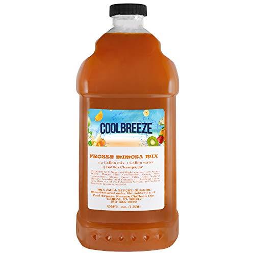 Ready to Use Slush Mix - Frozen Mimosa - 1/2 Gallon (Mimosa Mix)