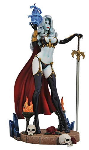 DIAMOND SELECT TOYS Femme Fatales: Lady Death IV PVC Figure