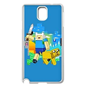 Adventure Time For Samsung Galaxy Note3 N9000 Phone Cases NDG640220