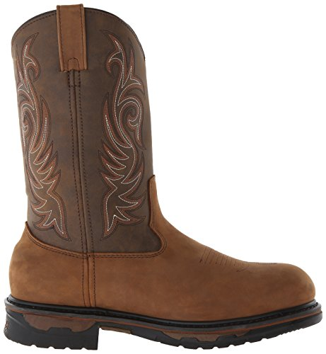 Laredo Mens Hammer Work Boot Tan