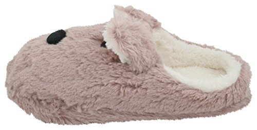 SlumberzzZ pour SlumberzzZ Marron Chaussons Chaussons Femme vgqYw