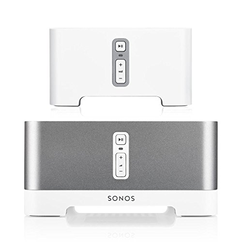 Sonos CONNECT & CONNECT Amp Wireless Multi-Room Digital Music System Bundle by Sonos