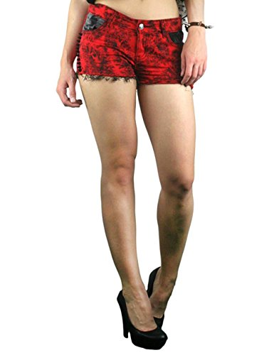 Il Pantaloncini Donna Sporco Baby Da Rosso Pentagramma rzwqrv5