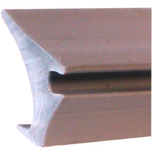 (Prime-Line Products, P 7774 Glass Glazing Spline, Gray Vinyl, 200')