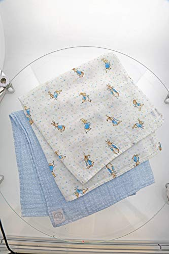 Enesco Beatrix Potter Peter Rabbit Cotton Cloths Set, for sale  Delivered anywhere in USA