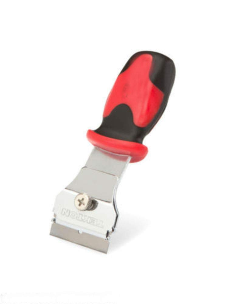 69285 RAZOR SCRAPER PAINT SCRAPER WITH CUSHIONED GRIP HANDLE