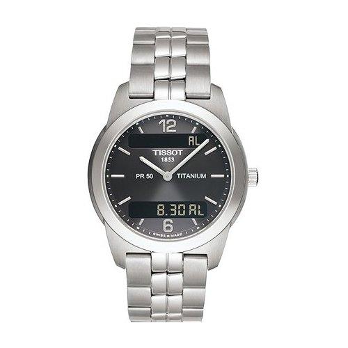 Tissot PR50 TT34748762 - Reloj de mujer automático, correa de acero inoxidable color varios colores: Tissot: Amazon.es: Relojes