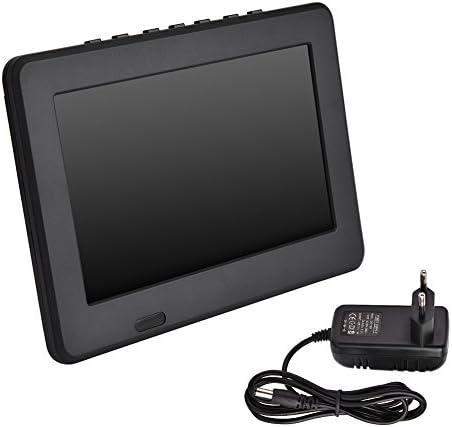 reproductor multimedia de 7 pulgadas lector TV Digital A Color ...