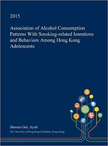 Association Of Alcohol Consumption Patterns With Smokingrelated Mesmerizing Consumption Patterns