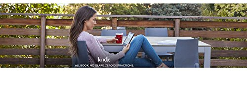 Large Product Image of Kindle E-reader - Black, 6