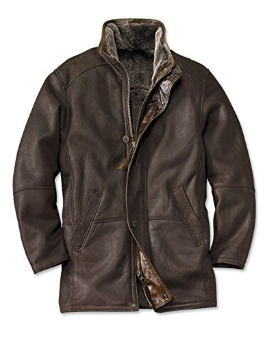 Orvis World's Finest Shearling Coat / World's Finest Shearling Coat, 40