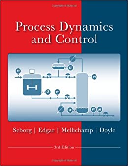 Process Dynamics and Control 9780470128671 Higher Education Textbooks at amazon
