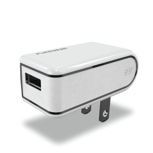pure gear 12w charger - 9