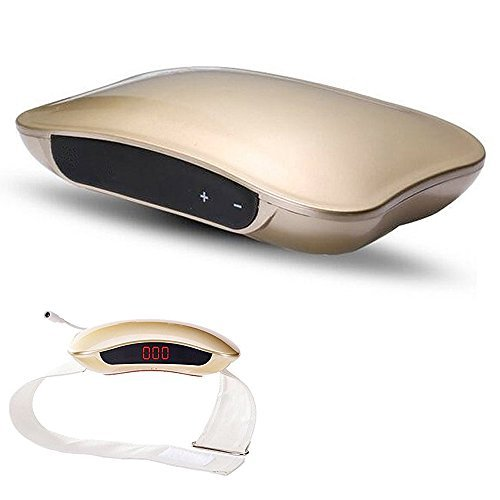 Vibro Shape gold ultra slim toning &heating weight loss therapy device