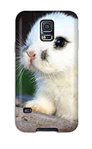 Jairo Guzman's Shop New Style Hot Snap-on Small Rabbit Hard Cover Case/ Protective Case For Galaxy S5 3383506K51687177