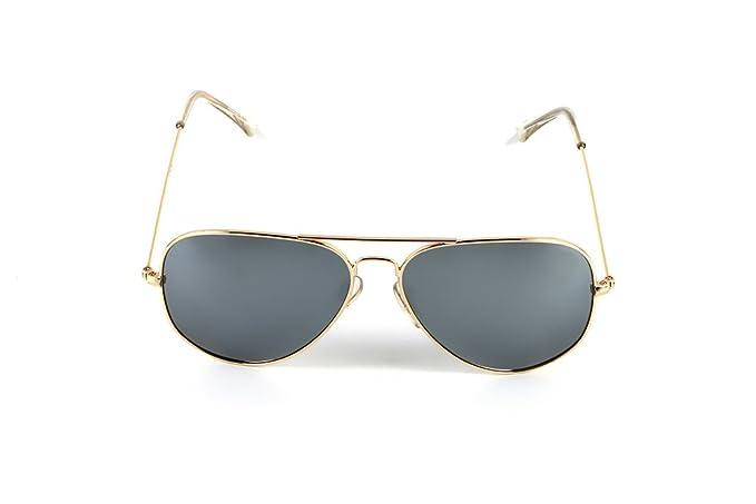EliBella de Piloto para los mujeres y hombres y con TAC HD lentes ,polarizadas UV400 gafas de sol de protección EL3026