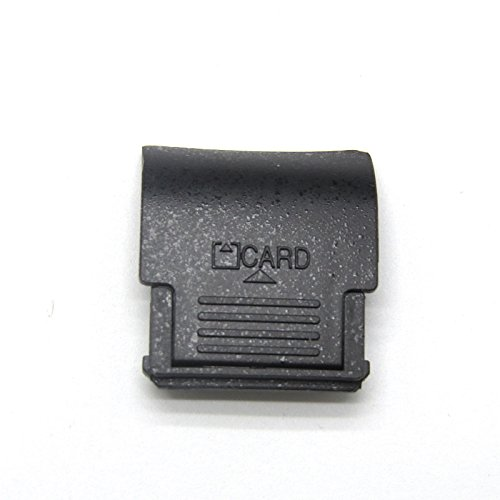 Shenligod SD Memory Card Chamber Door/Cover Repair PART for Nikon D40 D40X D60 SLR Digital (D60 Memory)