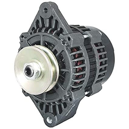 350Ci 2002-2004 Pleasurecraft Ra097007B DB Electrical ADR0298 New Alternator For Crusader 350 8 Cyl Crusader Marine 5.7L 8.1L 8.1 5.7 2001-2004 20113 20825 D19020608 113692 19020608 4-6288 575010