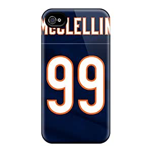 New Arrival Cover Case With Nice Design For Iphone 4/4s- Chicago Bears