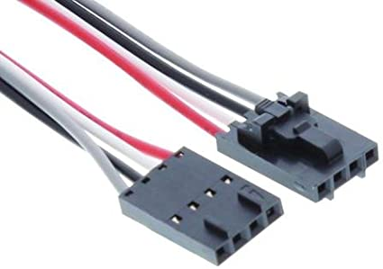 4 pack F//F 4-Pin I2C Connector