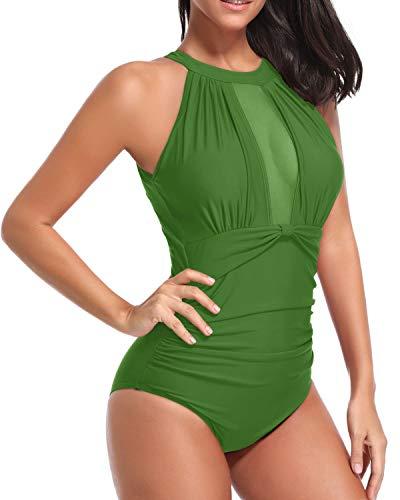 Badeanzug e Frau Trikot Tankini Push Transparent Schwimmen Bademode Up Gr Einteiler Kleidung Gre Badeanzug Gymnastik Casual Bikini Gro Monokini 7gYbyvf6