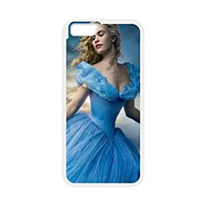Cinderella iPhone 6 4.7 Inch Cell Phone Case White dxuv