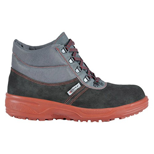 Cofra New Dachdecker O3 SRC Fo Paire de Chaussures de sécurité Taille 47 Bleu