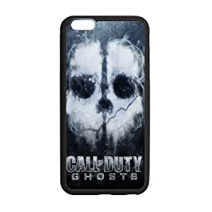 Customize TPU Gel Skin Case Cover for iphone 6+, iphone 6 plus Cover (5.5 inch), Call Of Duty