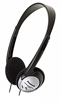 Review Panasonic On-Ear Stereo Headphones