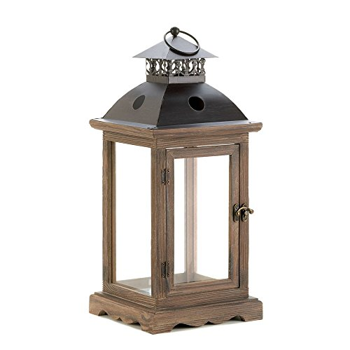 Candles Decorative Monticello Hanging Candle Lantern Holder ()