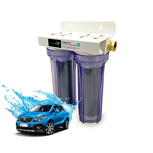 - Aquatic Life Deionized Spot-Free Car Rinse Unit