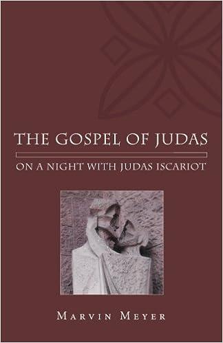 The Gospel of Judas: On a Night with Judas Iscariot
