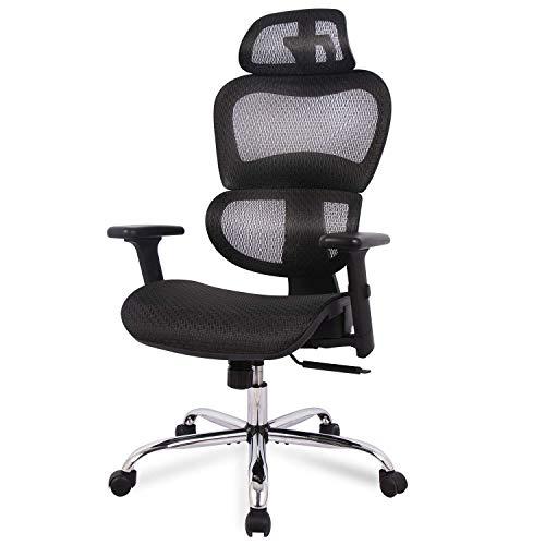 SMUGCHAIR Ergonomic Mesh Office Chair