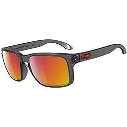 oakley occhiali da sole holbrook ruby irid polar