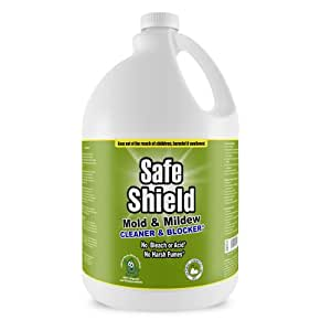 Safe Shield Mold and Mildew Blocker 1 Gallon