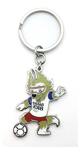 FIFA 2018 World Cup Mascot (Mascot Key Ring)