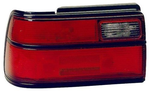Go-Parts ª OE Replacement for 1991-1992 Toyota Corolla Rear Tail Light Lamp Assembly/Lens/Cover - Left (Driver) Side - (4 Door; Sedan) 81560-1A450 TO2800132 for Toyota Corolla