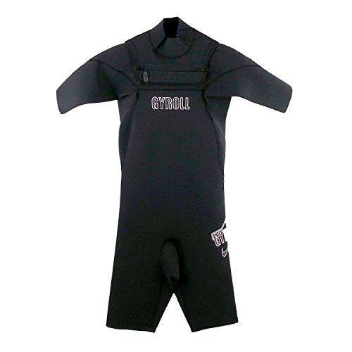 Mike Stewart Gyroll 2013 Spring SS 2MM - Black - Small by Gyroll