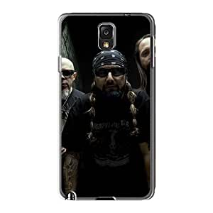 AlissaDubois Samsung Galaxy Note3 Durable Cell-phone Hard Covers Customized Trendy Dream Theater Band Pattern [frY8628XjAB]