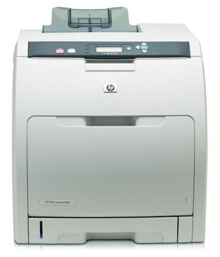 HP Laserjet Color Laserjet 3800n Printer - Impresora láser ...