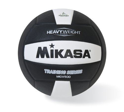 Heavy Weighted Center - Mikasa MGV500 Heavy Weight Volleyball (Official Size)