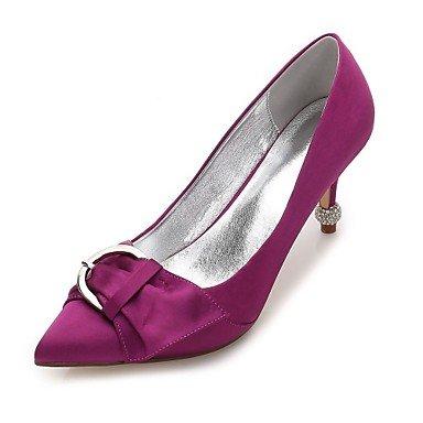 Las Plana Noche Vestido UK4 Shoes Primavera Verano US6 Boda 5 Rhinestone Satin Rubí Mujeres'S Bowknot De 5 Heelivory RTRY 5 CN37 Azul amp;Amp; Champán Wedding EU37 7 Confort dSwWtqPnTz